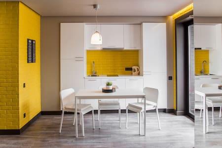 """Design Apartment """"Loft"""" not far from Kremlin - Pskov - Lejlighed"""