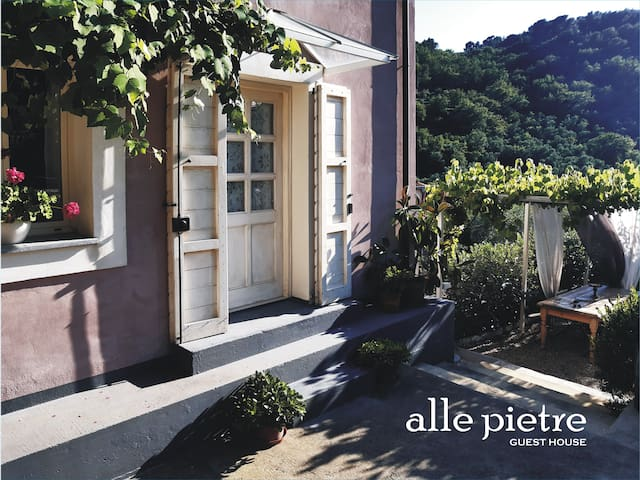 "Liguria ""alle pietre GUEST HOUSE"" Diano San Pietro"