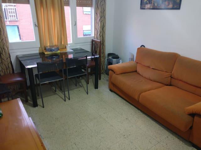 Single room in Barcelona