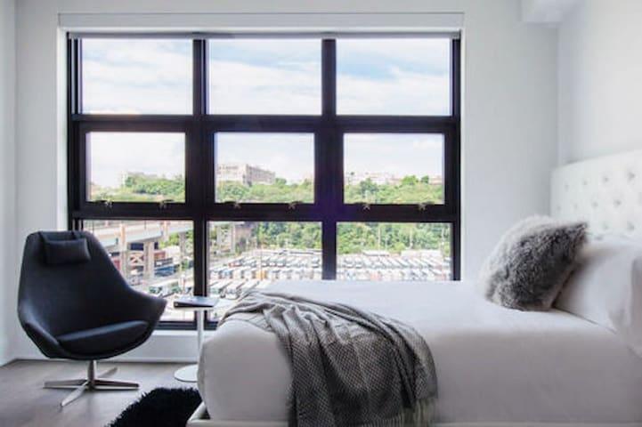 Dharma | Hoboken | Comfortable Studio + Rooftop