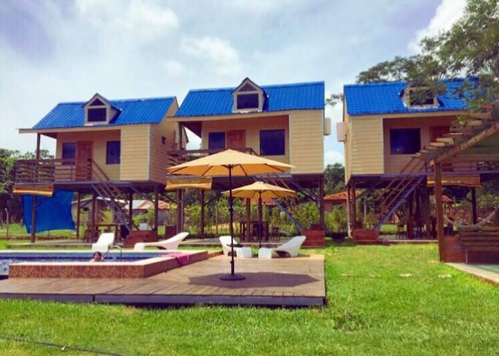 """""""Serranías Lodge"""" Paz, Naturaleza, Comodidad."""