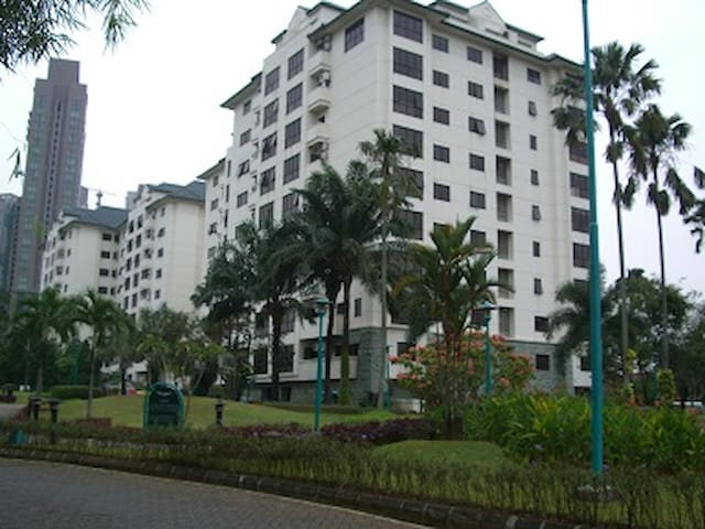 2BR Apartment @ Kemang Jaya Apartment
