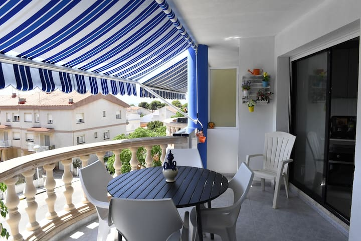 Exceptional apartment 1/3 sea view - Sant Carles de la Ràpita - Kondominium
