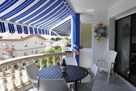 apartamento excepcional vista mar 1/3 - Sant Carles de la Ràpita