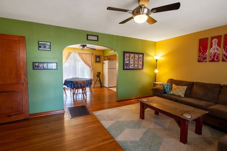 Your Home in OKC: King Bed, Patio, Great Location