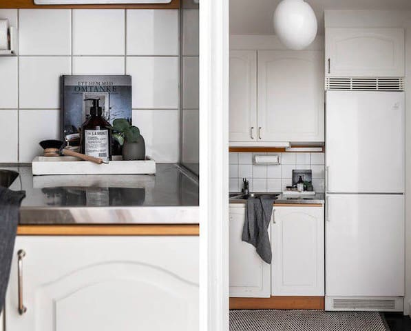 Lovely and cozy apartment in Stockholm C/Södermalm