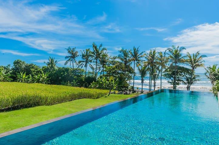 Bali Mengening 2 (Beachfront villa in Canggu) - Mengwi