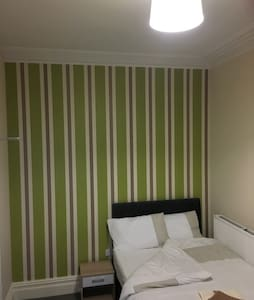 Modern double ensuite room - Barrow-in-Furness - Dům