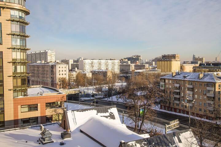 Krasnoselskaya kvartira