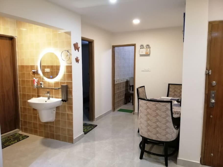 Friendly Environment Official Apartment In Tongi Bangladesh 2 Bedroom 1 Bathroom