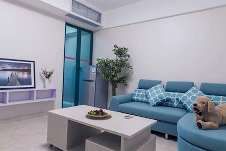 湖贝地铁口东门附近港澳8号精装温馨公寓 - Shenzhen