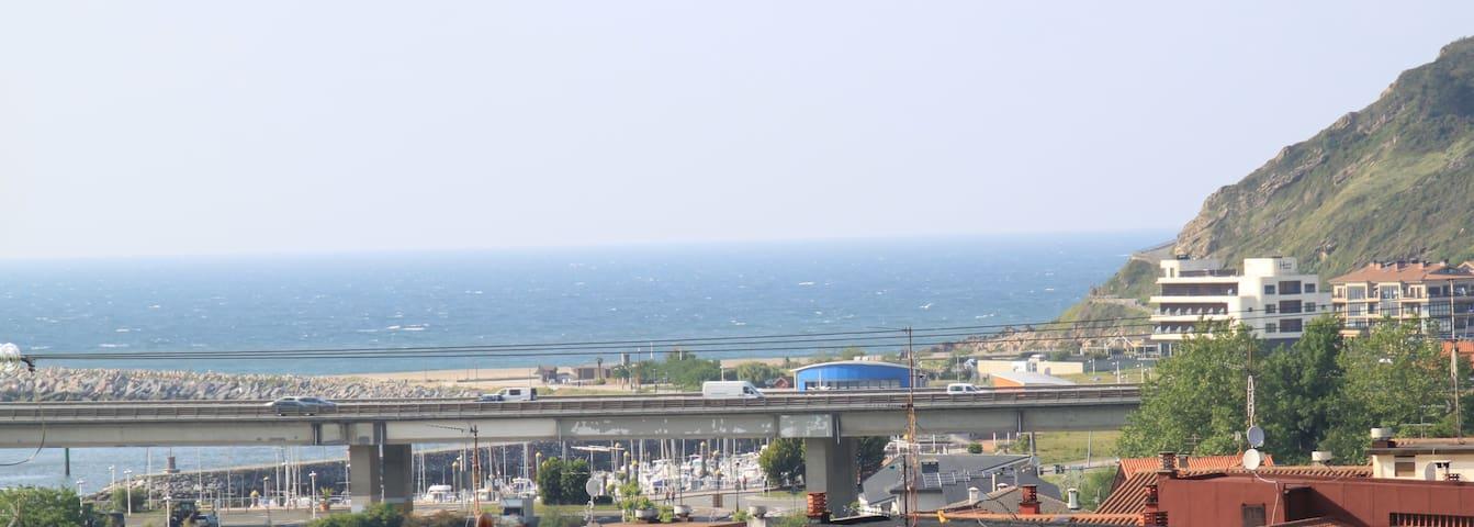Casa en Orio con vistas al mar, cerca de la playa - Orio - Casa