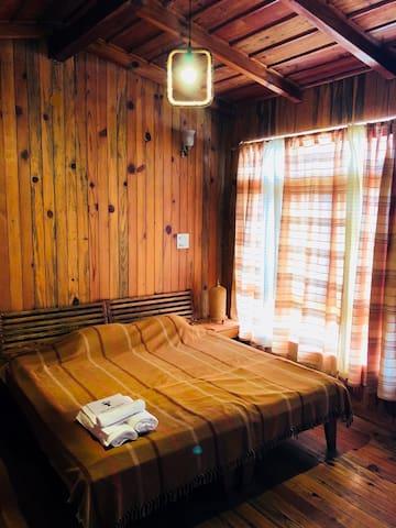 Swiss Chalet Room