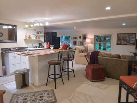You,ll BE AMAZED with Getaway Suite/w/amenities