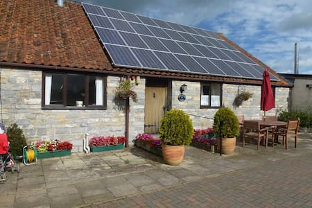 Swallow Barn  (Self-Catering) - Lower Godney