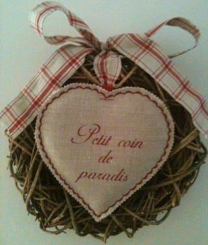 Petit Coin de Paradis - Meistratzheim - Casa