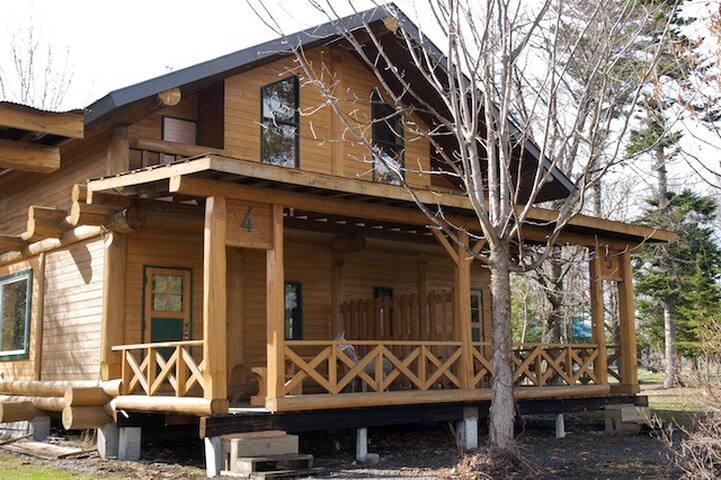 乡间小木屋