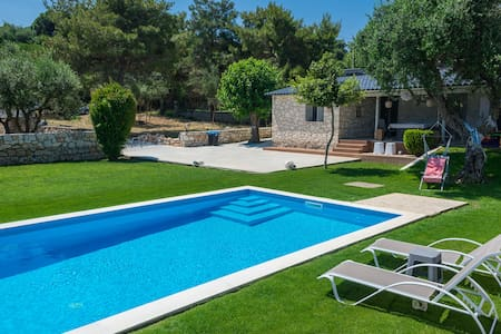 Domenica villa.(private swimming pool).