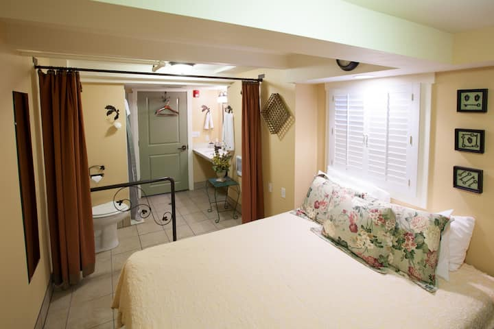 OSH - Wheelchair Accessible Room 9