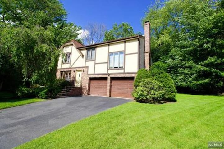 beautiful large house in cresskill