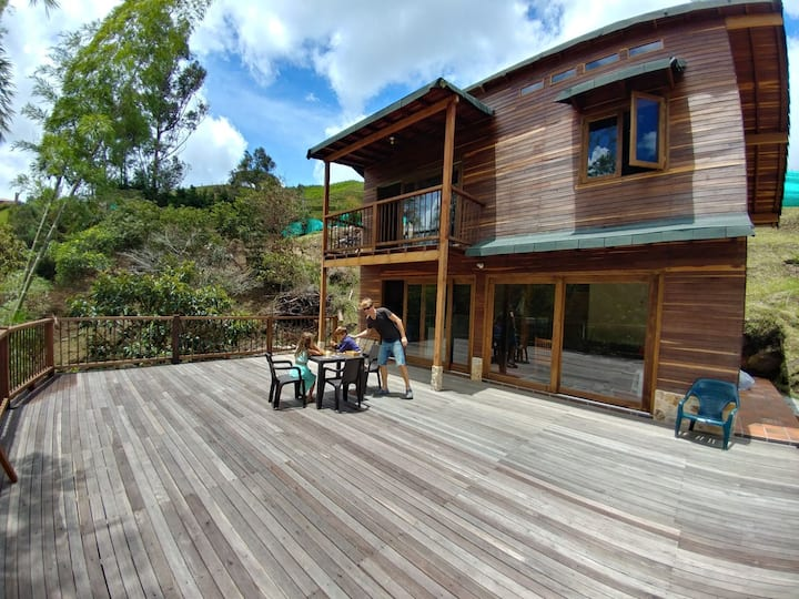 Dream Chalet In Guatapé