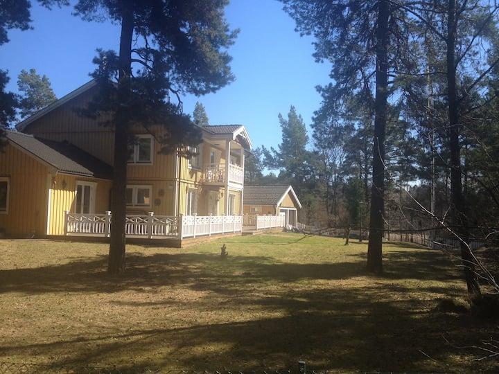 4 Bedroom Villa on Drottningholm