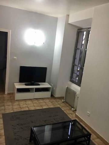 petit appart sympa - Aubenas - Apartment