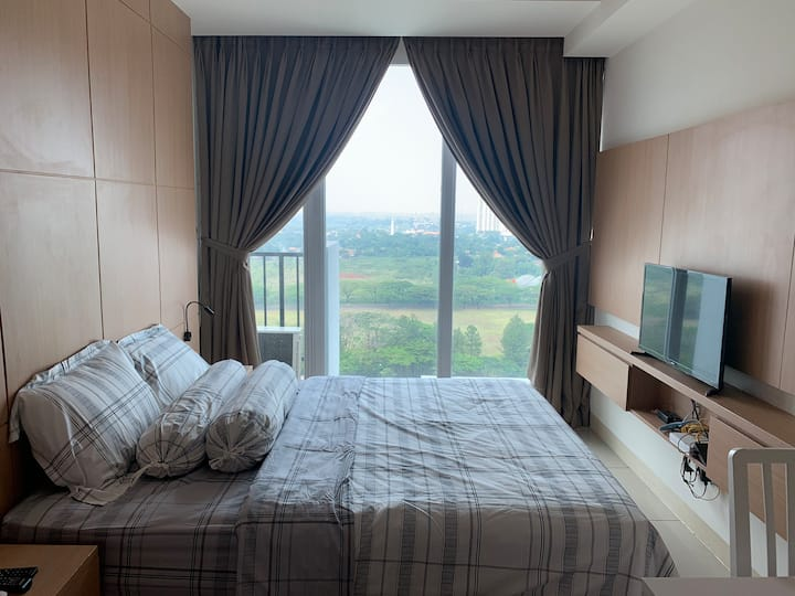 Treepark Apartment BSD City, Cozy Studio