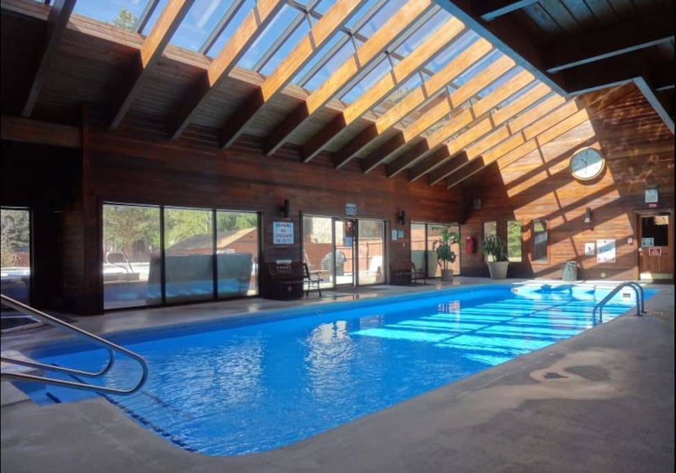Clubhouse indoor pool