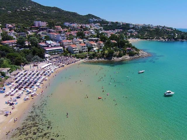 Little paradise in Palio Kavala 100m from the sea