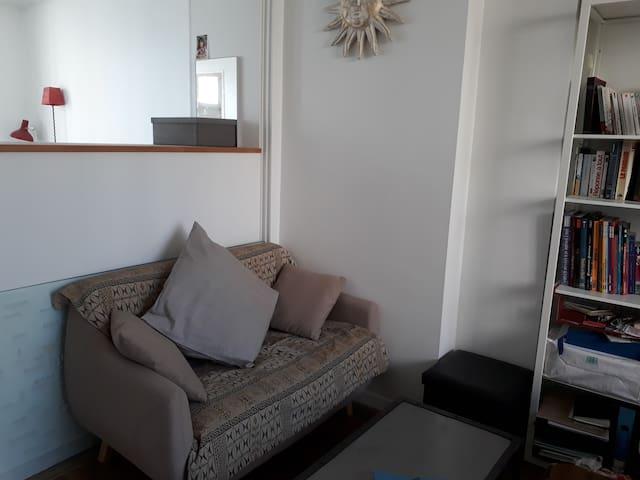 Charmant Appartement avec Terrasse