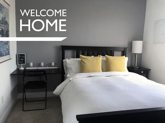 """ WELCOME HOME "" {TULIPS ROOM}"