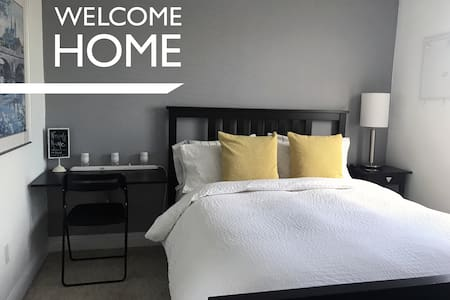 """"""" Welcome Home """" (Tulips Room)"""