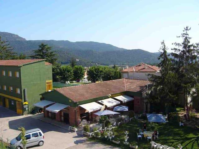 ALBERG BELLAVISTA-HAB 4 PERSONAS, 2 - Santa Pau - Talo