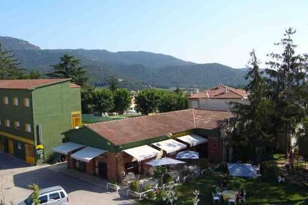 ALBERG BELLAVISTA-HAB 4 PERSONAS, 2 - Santa Pau - บ้าน