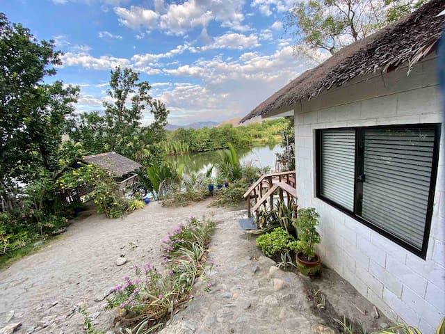 Riverside Hut @ZambalesBeachHouse