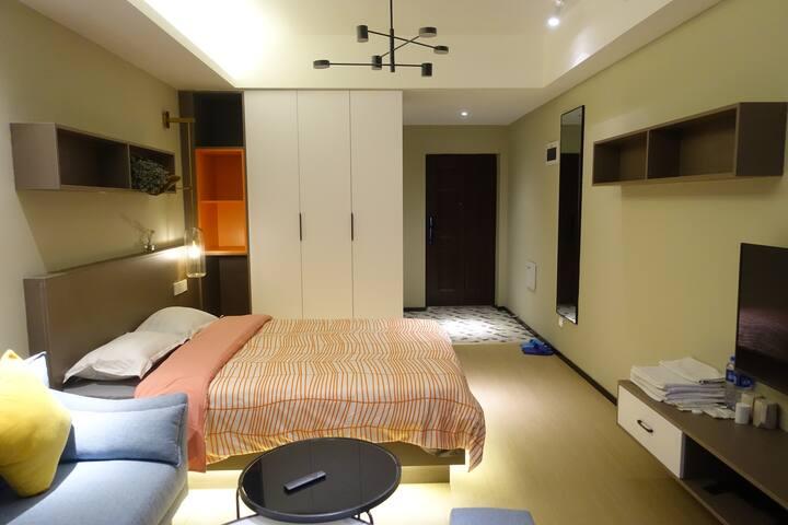 #08KohKong北欧雅典大床房