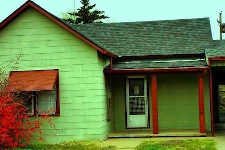 Quaint vintage home - Kiowa - Talo