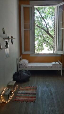 Habitación en la cuadra mas linda de San Telmo