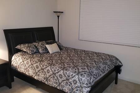 A Vibrant and Cozy Private Room/Bath - La Mesa - Wohnung