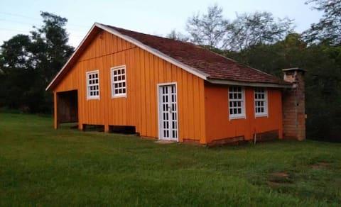 Casa Colonial Francisco Beltrão-PR