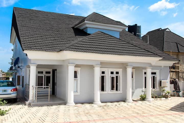 (NEW) Modern Spacious 2BD House (Oluyole, Ibadan)