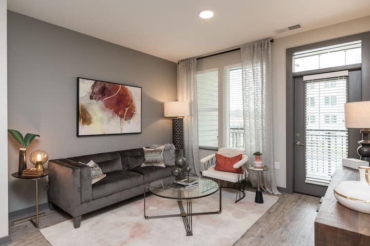 Cozy apartment for you | 3BR in Durham