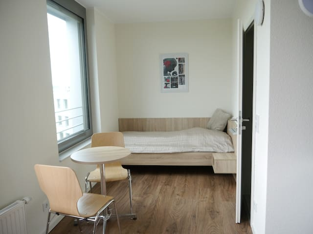 Hochwertiges Einzel-Apartment in zentraler Lage