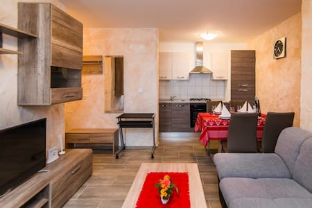 Brand New Apartment Stela near Porec