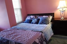 Spacious Guest Bedroom I