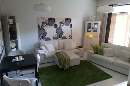 Lovely 3 room apartment with garden - Nummela