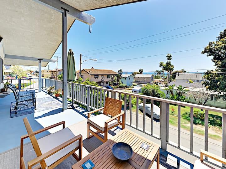 Beach Home with Cigar Lounge & Wraparound Balcony