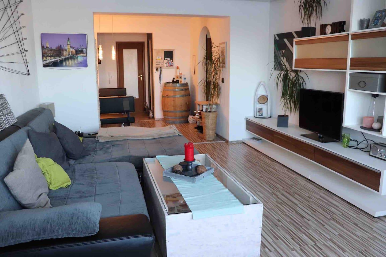 gemeinschaftliches Wohnzimmer