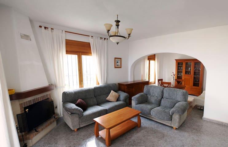 Wonderful House with Seaview - El Poble Nou de Benitatxell